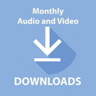 Monthly BEL Audio and Video Downloads
