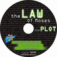 The Plot: The Law of Moses MP3-CD or MP3 Download