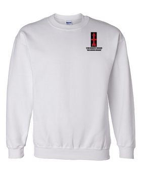 32nd Infantry Brigade Embroidered Sweatshirt