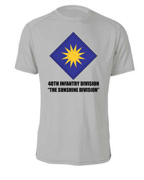 40th Infantry Division Cotton Shirt (FF)