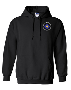 40th Infantry Division Embroidered Hooded Sweatshirt (C)