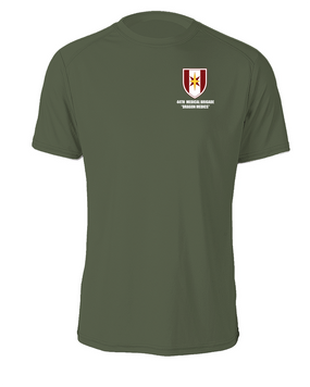 44th Medical Brigade Cotton Shirt