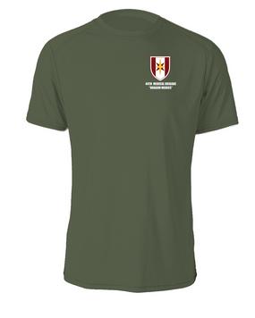 44th Medical Brigade Cotton Shirt