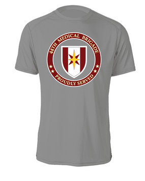 44th Medical Brigade Cotton Shirt -Proud (FF)