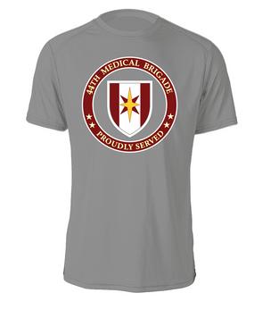 44th Medical Brigade Cotton Shirt -Proud (FF)