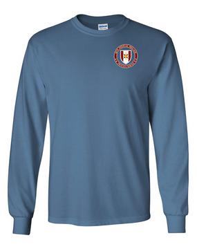 44th Medical Brigade Long-Sleeve Cotton T-Shirt -Proud