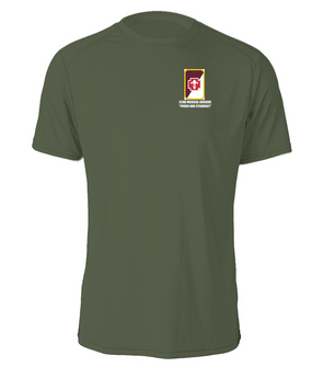 62nd Medical Brigade Cotton Shirt