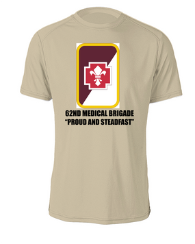 62nd Medical Brigade Cotton Shirt (FF)