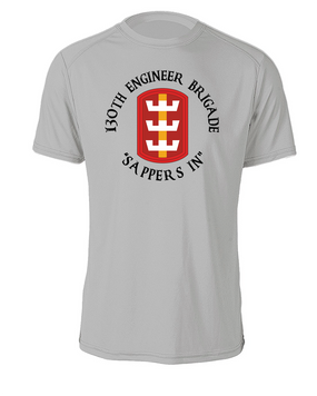 130th Engineer Brigade Cotton Shirt (C)(FF)