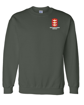 130th Engineer  Brigade Embroidered Sweatshirt