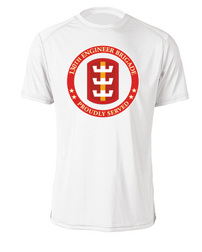 130th Engineer Brigade Cotton Shirt -Proud (FF)