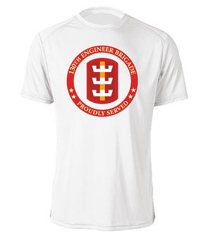130th Engineer Brigade Cotton Shirt -Proud (FF)