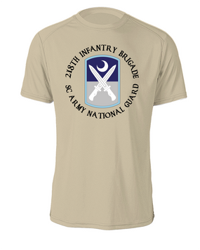 218th Infantry Brigade Cotton Shirt -(C)(FF)