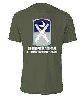 218th Infantry Brigade Cotton Shirt (FF)