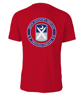 218th Infantry Brigade Cotton Shirt -Proud (FF)
