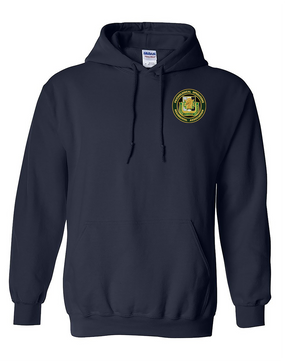 PSYOP Regimental Association  Embroidered Hooded Sweatshirt
