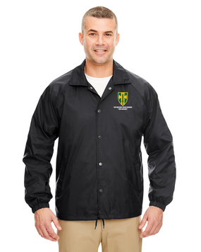 18th MP Brigade Embroidered Windbreaker