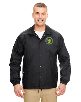 18th MP Brigade Embroidered Windbreaker -Proud