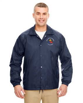 30th Armored Division Embroidered Windbreaker (C)