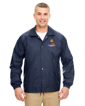 30th Armored Division Embroidered Windbreaker
