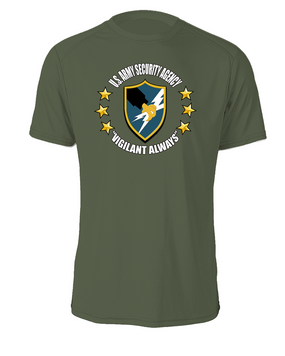 US Army Security Agency Cotton Shirt (C)(FF)