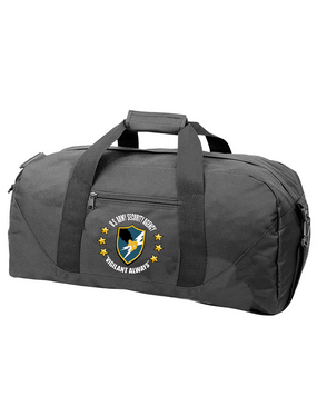 US Army Security Agency Embroidered Duffel Bag (C)