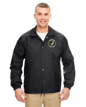 US Army Security Agency Embroidered Windbreaker (C)