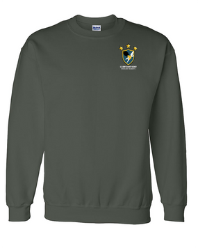 US Army Security Agency Embroidered Sweatshirt