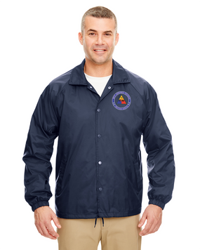 30th Armored Division Embroidered Windbreaker -Proud
