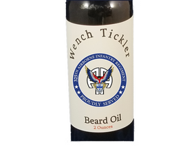 "325th ""All American""  Wench Tickler Beard Oil -Proud"