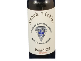 325th AIR Wench Tickler Beard Oil -(C)