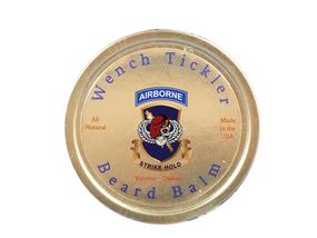 """504th PIR """"Skull""""  Wench Tickler Beard Balm"""