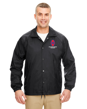 30th Infantry Division Embroidered Windbreaker