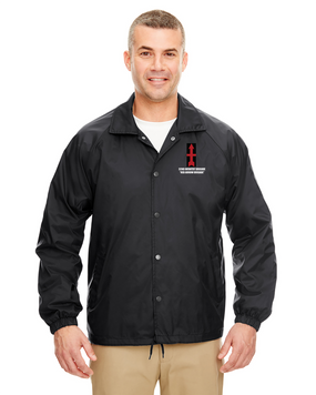 32nd Infantry Brigade Embroidered Windbreaker