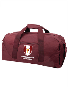 44th Medical Brigade Embroidered Duffel Bag