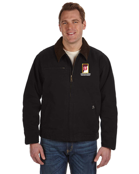 62nd Medical Brigade Embroidered DRI-DUCK Outlaw Jacket