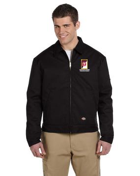 62nd Medical Brigade Dickies 8 oz. Lined Eisenhower Jacket