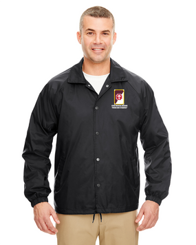 62nd Medical Brigade Embroidered Windbreaker
