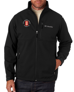 130th Engineer Brigade Embroidered Columbia Ascender Soft Shell Jacket  (C)