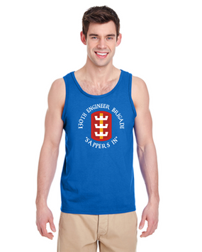 130th Engineer Brigade Tank Top -(C)(FF)