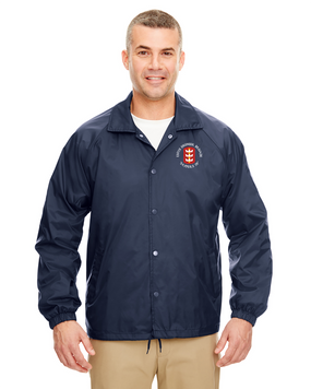 130th Engineer Brigade Embroidered Windbreaker -(C)