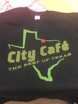 City Cafe Cotton Shirt