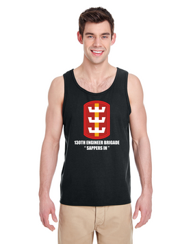 130th Engineer Brigade Tank Top (FF)