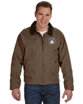 218th Infantry Brigade Embroidered DRI-DUCK Outlaw Jacket (C)