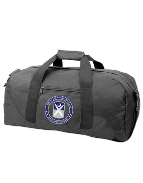 218th Infantry Brigade Embroidered Duffel Bag-Proud