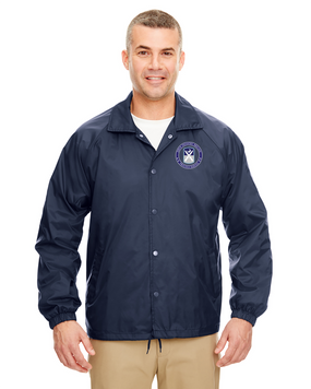 218th Infantry Brigade Embroidered Windbreaker -Proud
