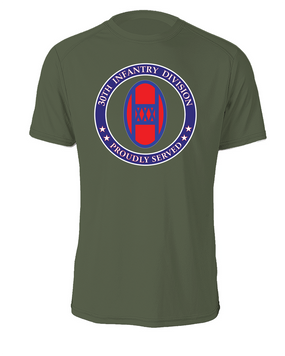 30th Infantry Division Cotton Shirt -Proud-(FF)