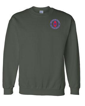 30th Infantry Division Embroidered Sweatshirt  -Proud