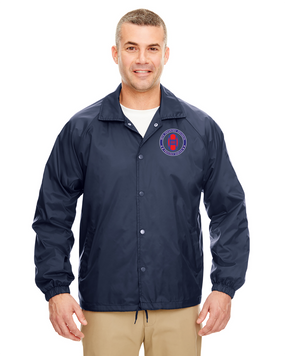 30th Infantry Division Embroidered Windbreaker-Proud