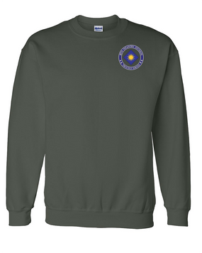 40th Infantry Division Embroidered Sweatshirt  -Proud